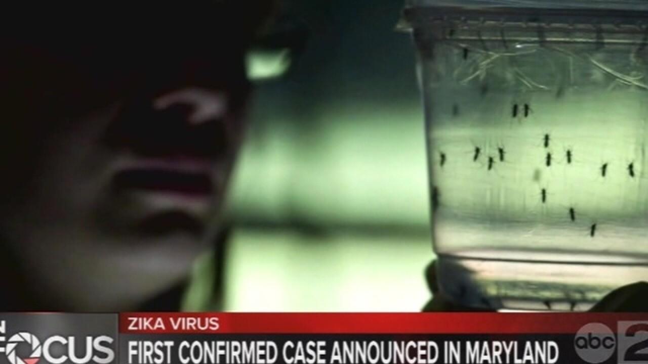 Infectious disease expert discusses Zika virus