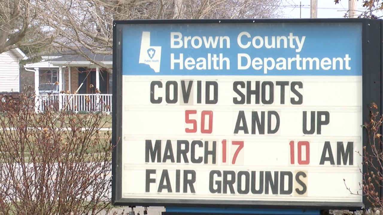 Brown County Health Department