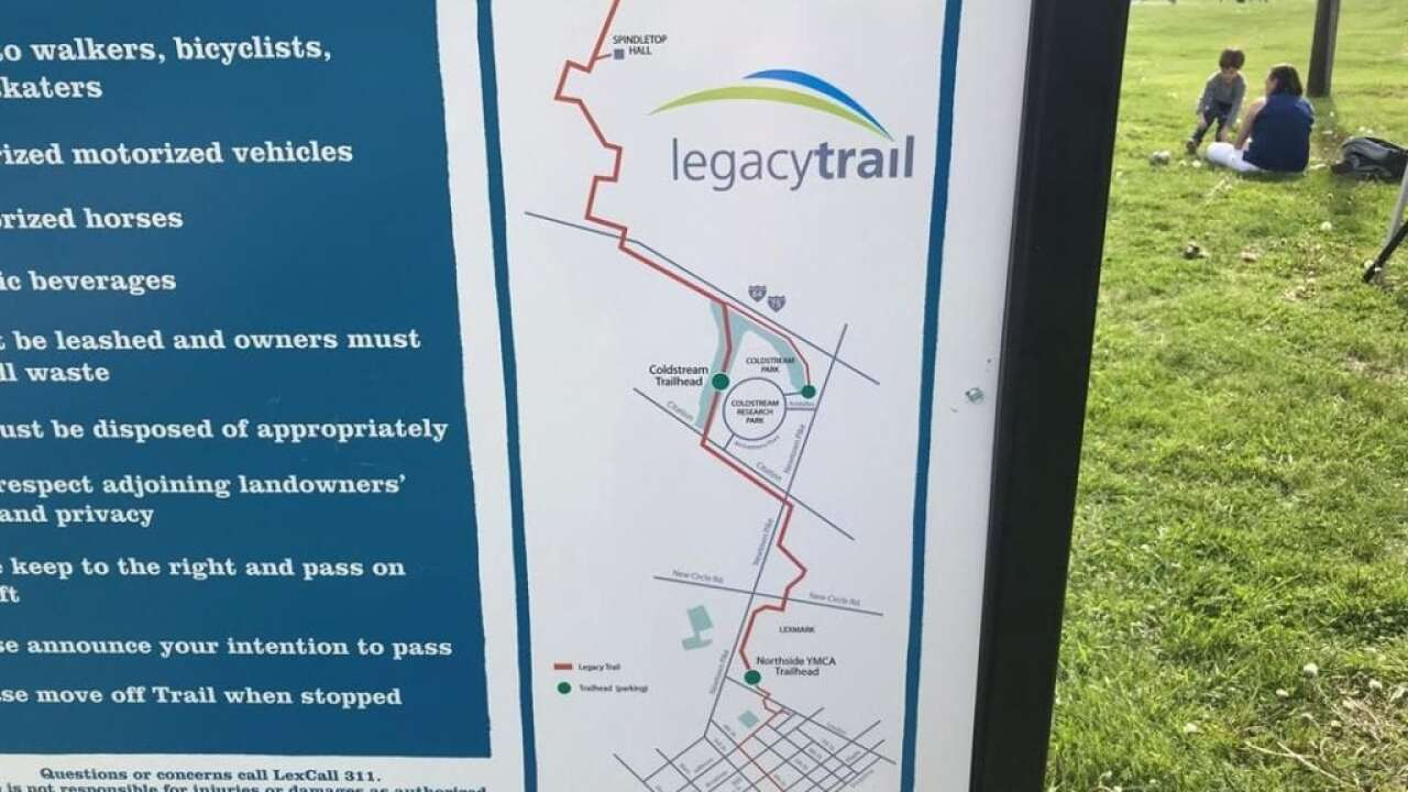 New Lexington Bike Trail Opens