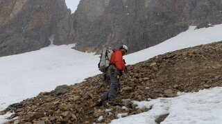 Recovery mission for missing hiker in Sneffels area_May 31 2021