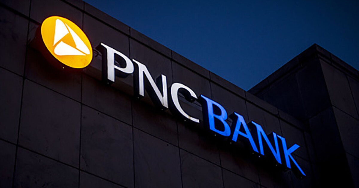 PNC Bank on Boston Street robbed