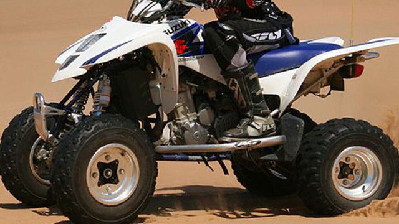 Lakeland boy, 6, dies after ATV driven by another child flips over