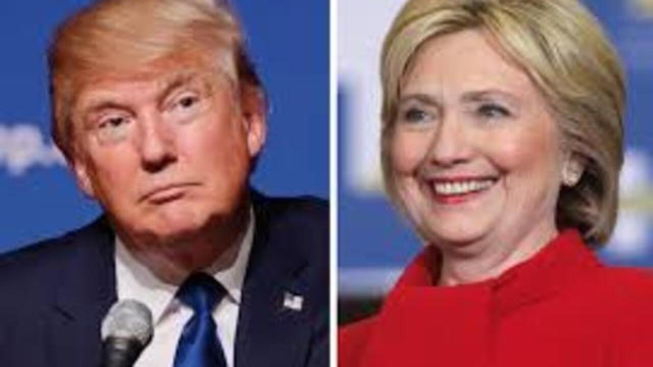 Trump leads Clinton by 1 percent, new poll finds