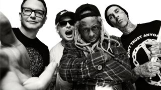 Lil Wayne ends set early, 'Isn't sure how long' he'll stay on tour with Blink-182