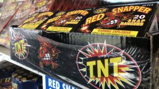 Fireworks-related calls to Law Enforcement up slightly from 2019