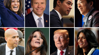 2020 presidential election: Candidates who are running