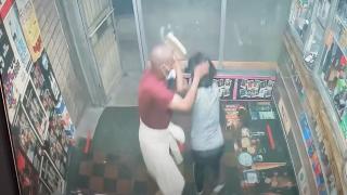 Liquor Store Attack
