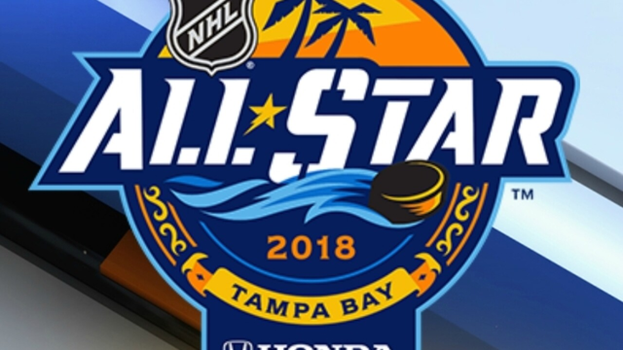 NHL All Star weekend free,family-friendly events