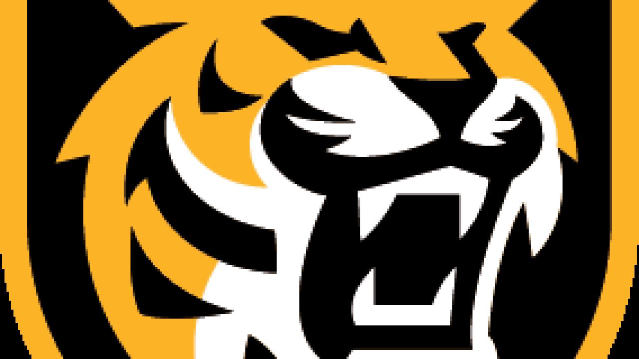 Colorado College Tiger Logo 2020