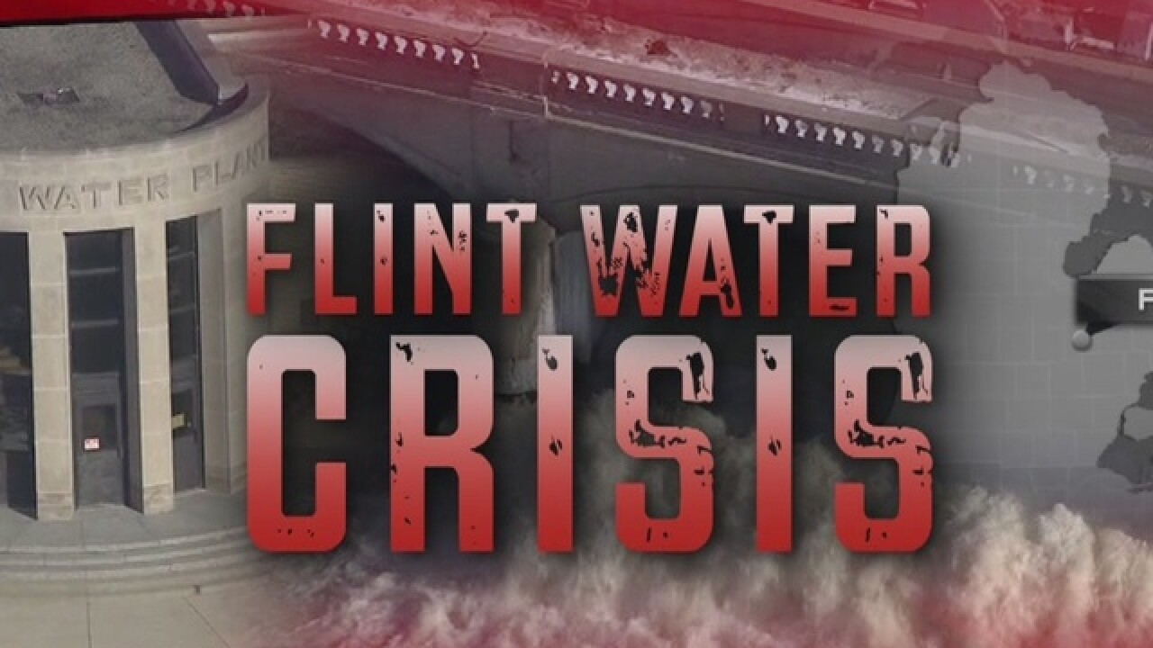CDC report: Lead levels higher in Flint kids after water switch