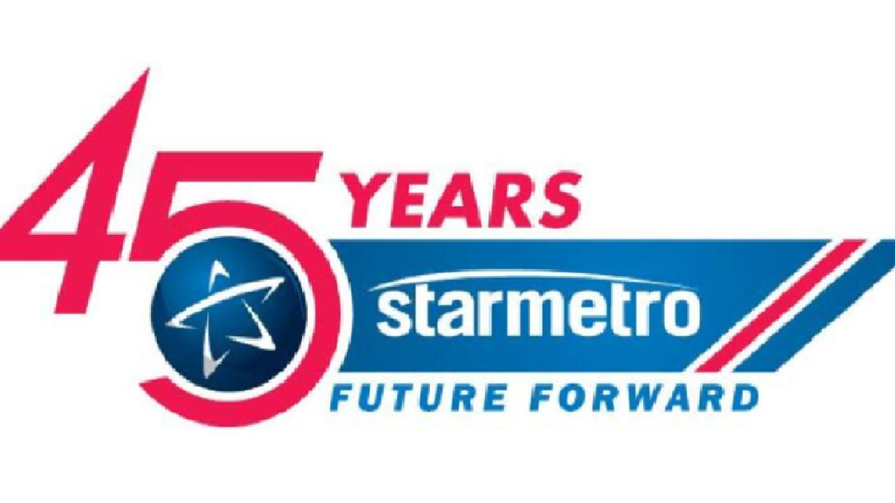 Starmetro Celebrates 45 Years Of Service With Free Rides