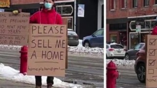 Bozeman man asking community to help sell him a home