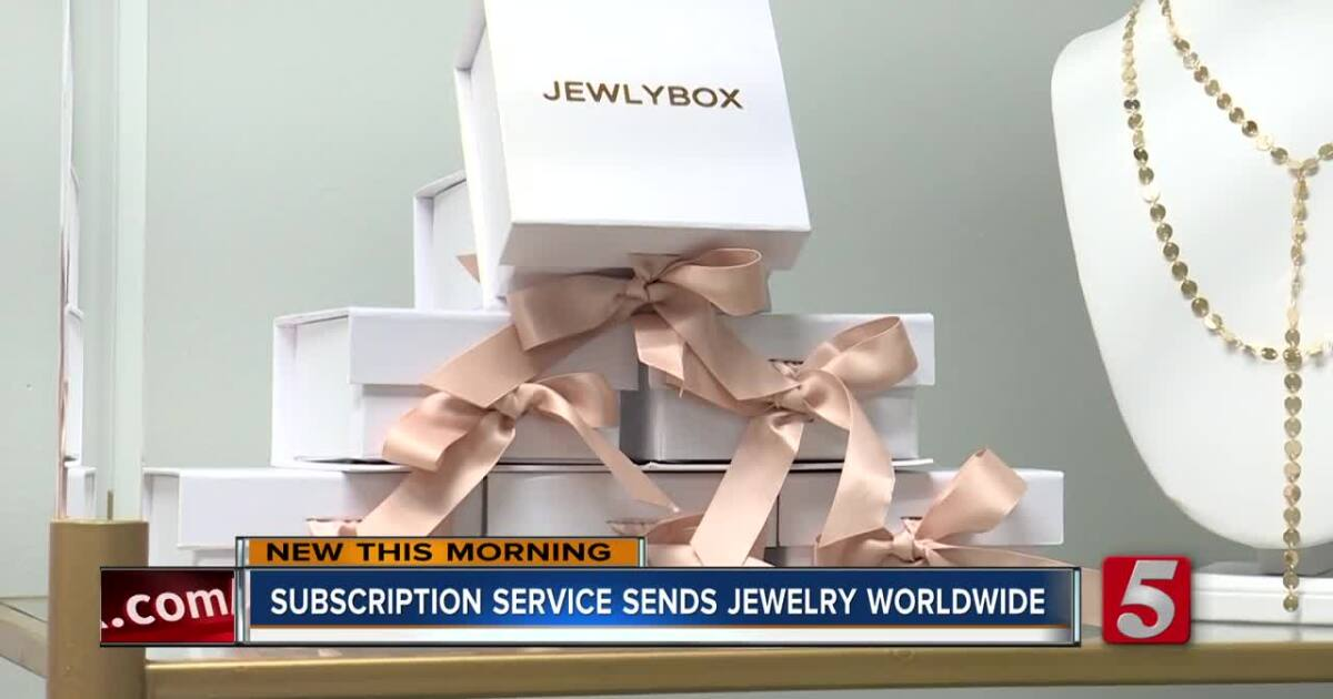 Nashville native launches online jewelry-subscription service