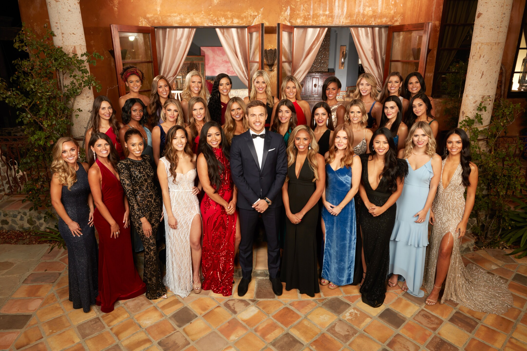 Image result for peter weber contestants