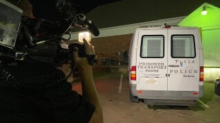2 News out with Tulsa police