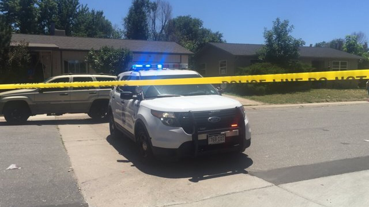 1 hospitalized after shooting in Denver near Maxwell Place and Atchinson Way