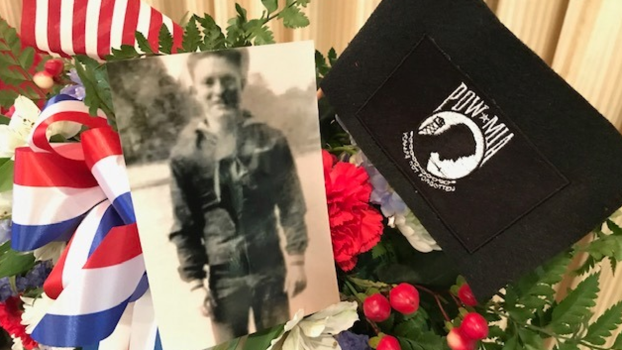Hundreds gather to bury Richmond soldier killed in Pearl Harbor