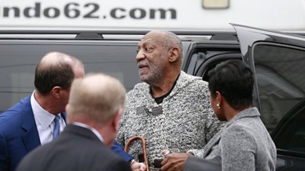 Cosby won't take stand, but his wife will