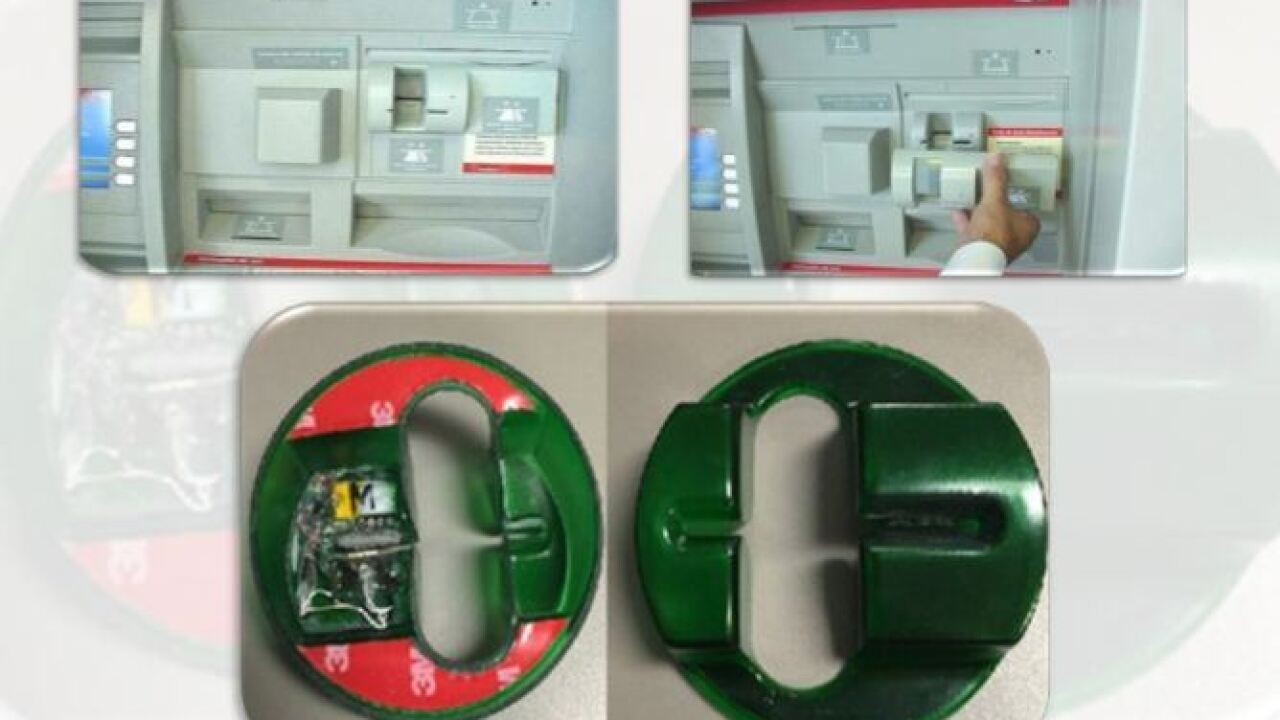 James City Co. Police warn about presence of ATM skimmers