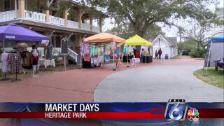 Heritage Park Market Days