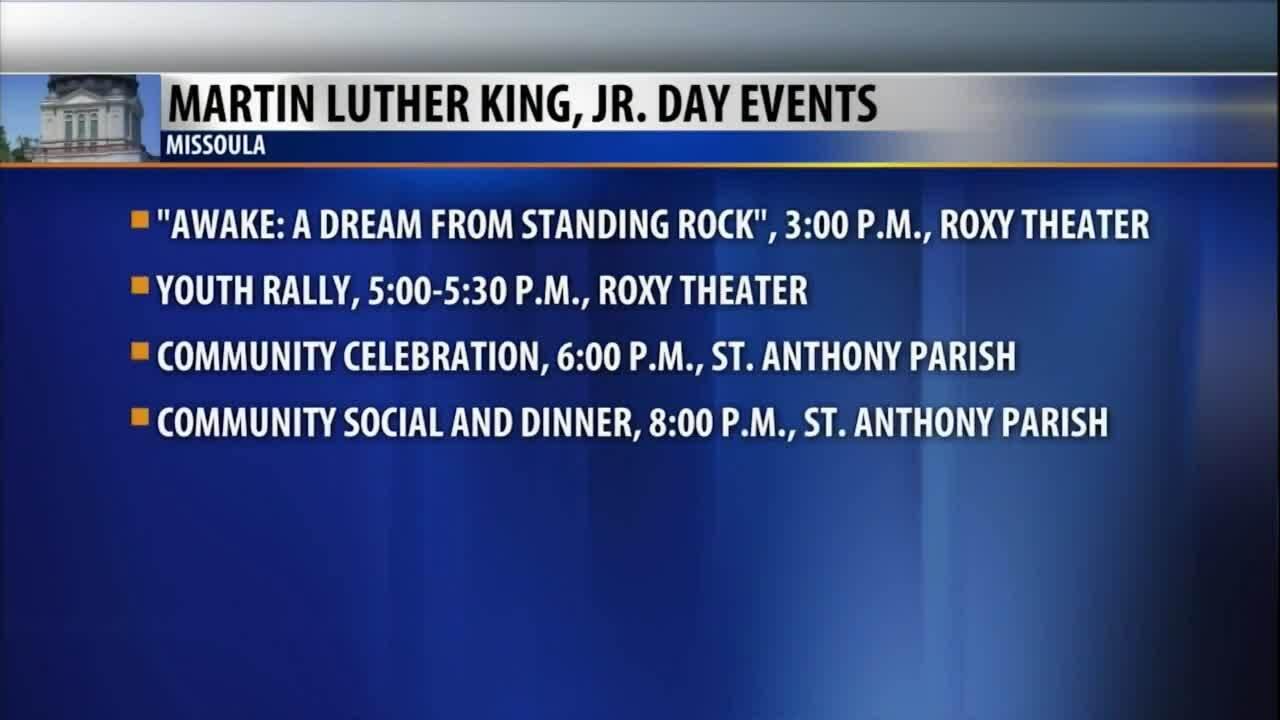 Missoula MLK Events