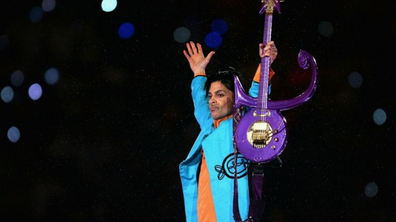 Prince Estate announces new album on what would have been the singer's 60th birthday