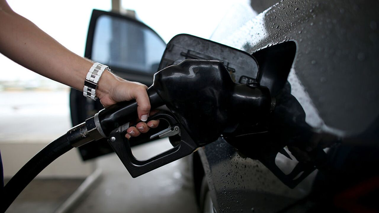 Gas prices rising ahead of potential hurricane in Gulf of Mexico, oil hits $60 a barrel