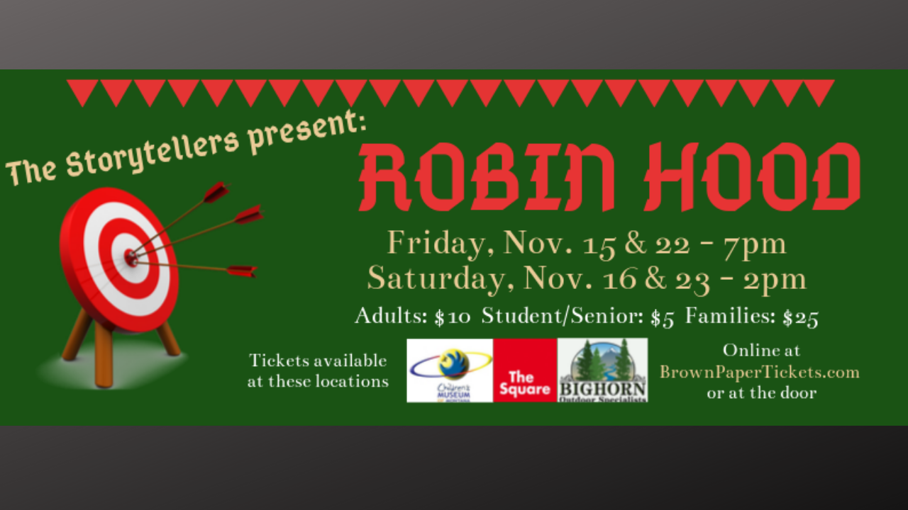 """Last chance to catch """"Robin Hood"""" on stage"""