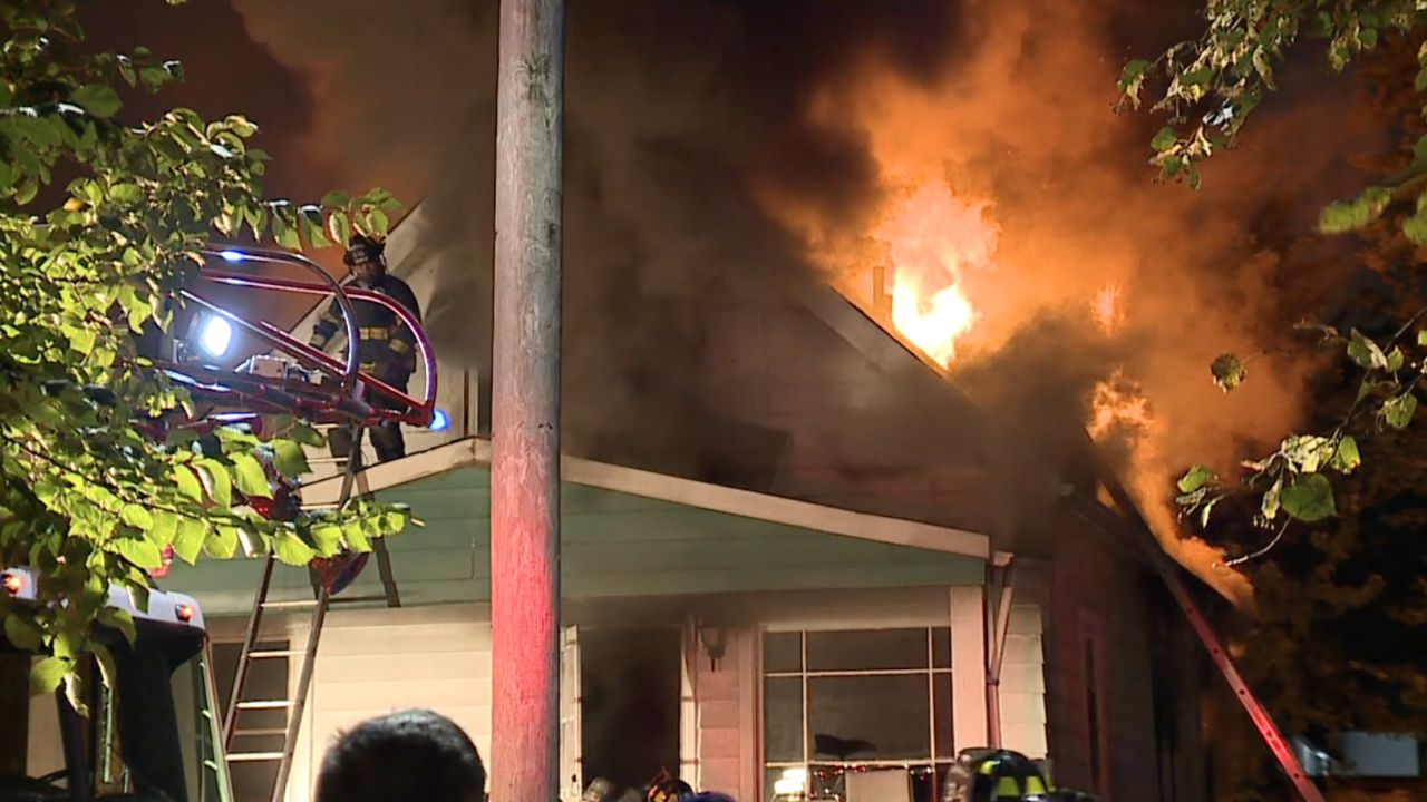 Cleveland Fire: House fire claims life of 8-year-old boy, fire captain severely inured