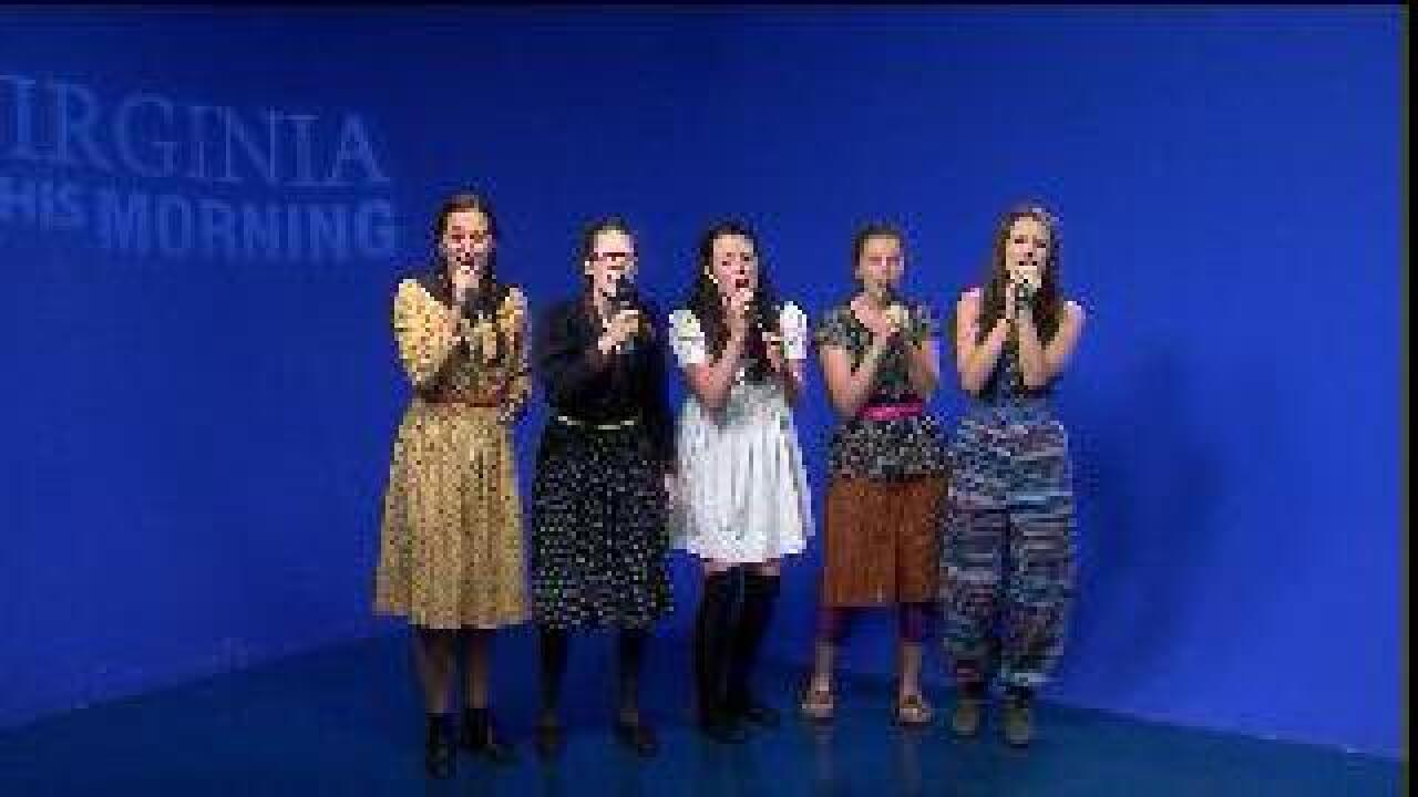 VIRGINIA THIS MORNING: 'Spring Awakening' to open in River City