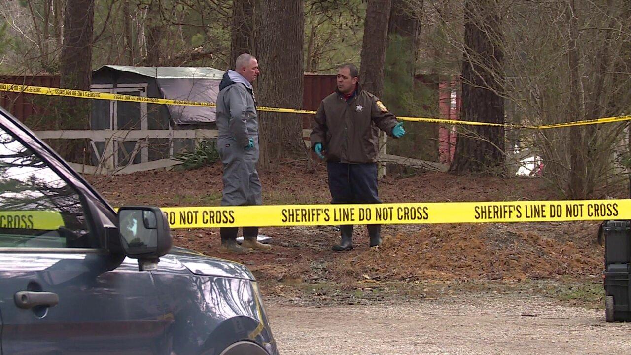 Investigators ID man found dead in water-filledhole