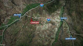 Young man dies in I-90 crash