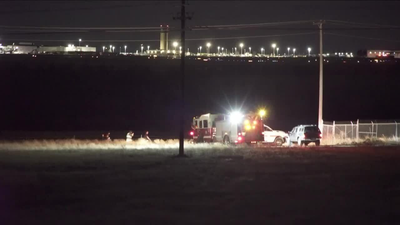 Small plane crashes near Billings airport
