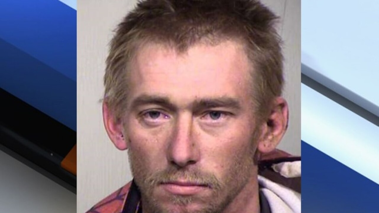 PD: Man caught breaking into north Phoenix church