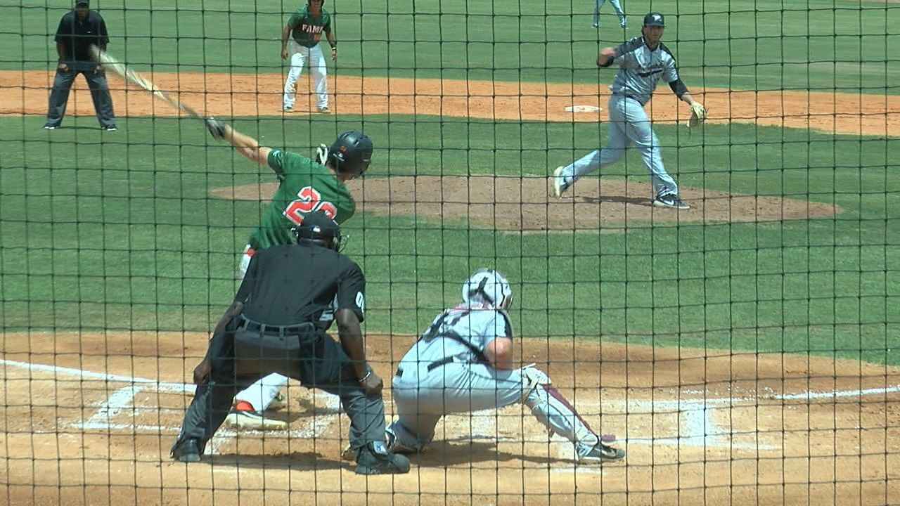FAMU's Coleman Tosses Friday Gem At Eagles, 3-0