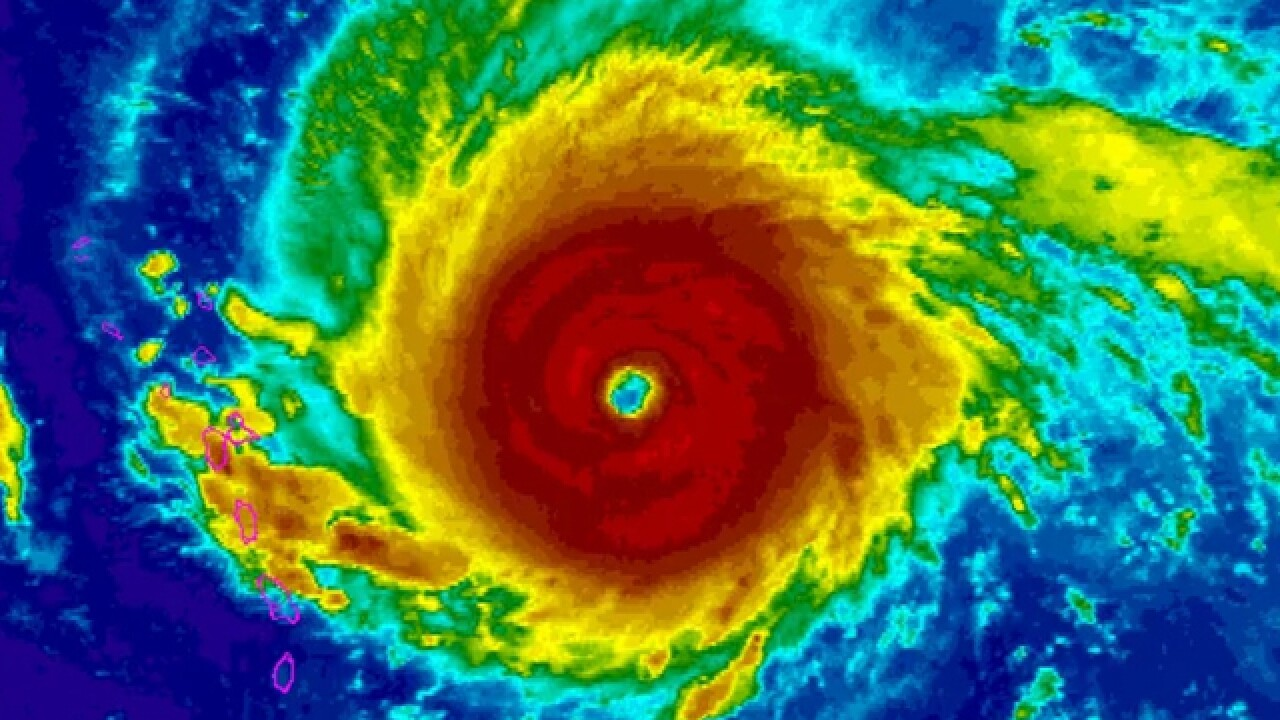 Hurricane Irma leaves 9 dead in the Caribbean; Barbuda left in ruins