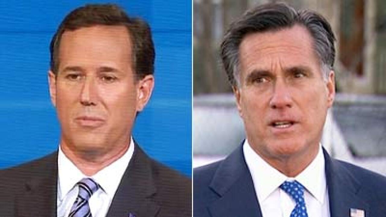 Wisconsin primary looms large for Romney, larger for Santorum