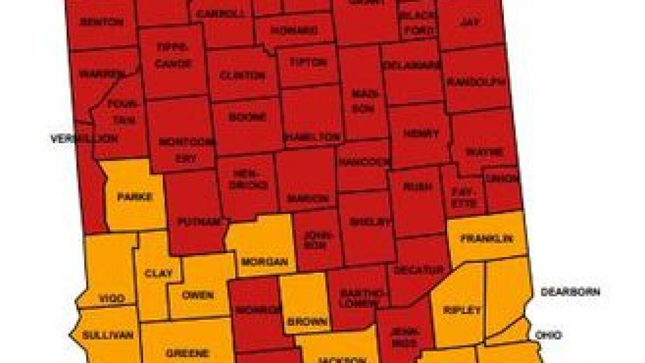 Environmental groups support school radon tests