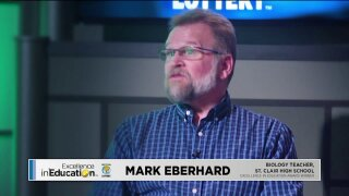 Excellence in Education: MarkEberhard