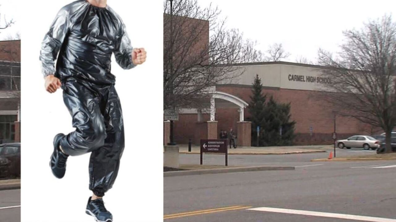 Carmel High School Sweat Suits.JPG