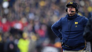 Report: Jim Harbaugh staying at Michigan, will not leave for NFL