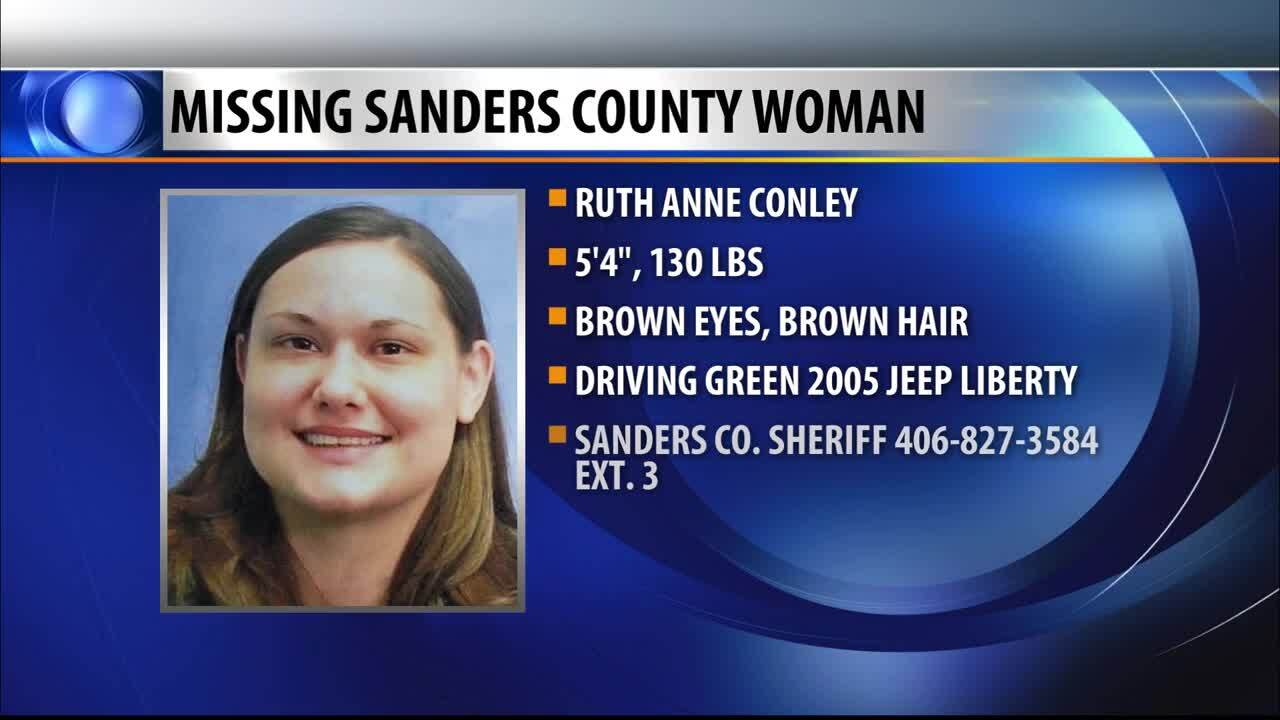Search continues for missing Sanders County woman