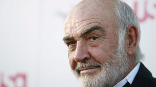 BBC says Scottish actor Sean Connery, who played James Bond in seven movies, has died at the age of 90