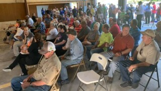 Army Corps holds meeting on Morganza Spillway in Butte La Rose