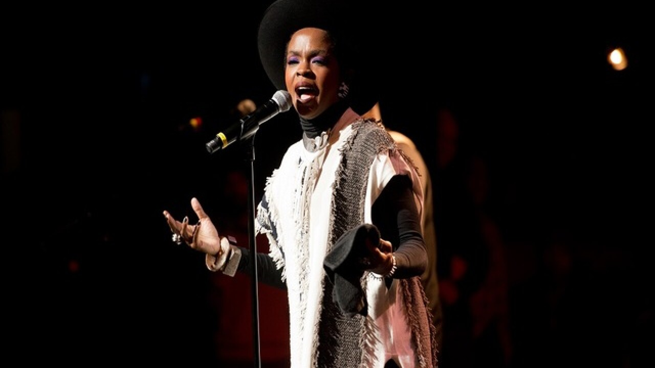 Lauryn Hill a no-show for Grammys performance