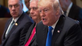 LIVE: President Trump marks passage of tax bill