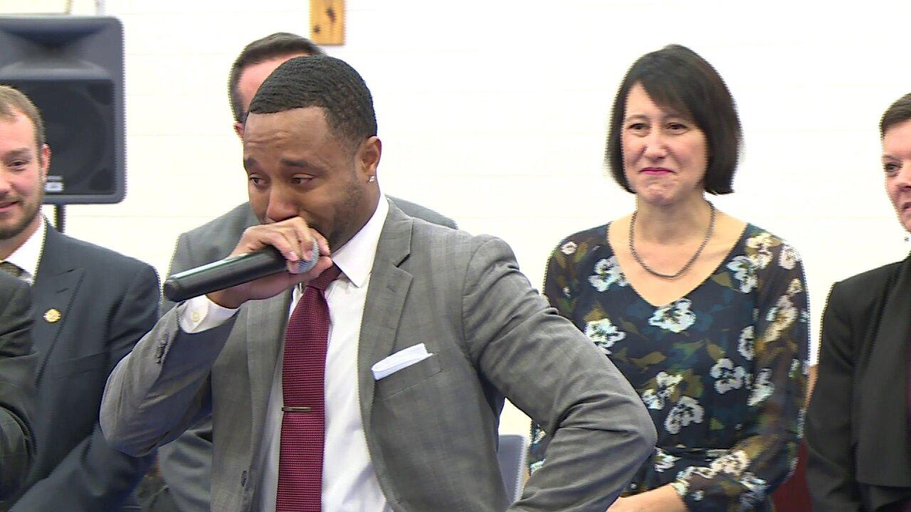 Great Richmond teacher surprised with $25,000award