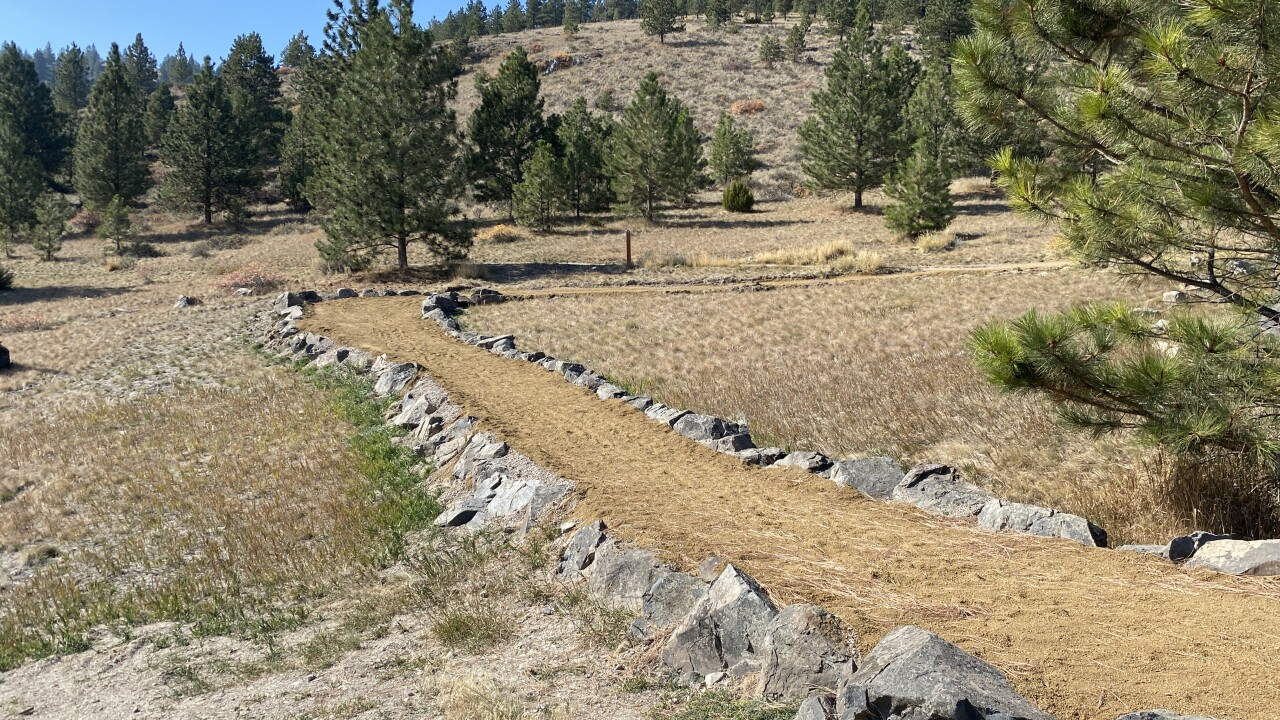 Mount Helena Trail