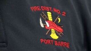 Port Barre children learning how to stay safe