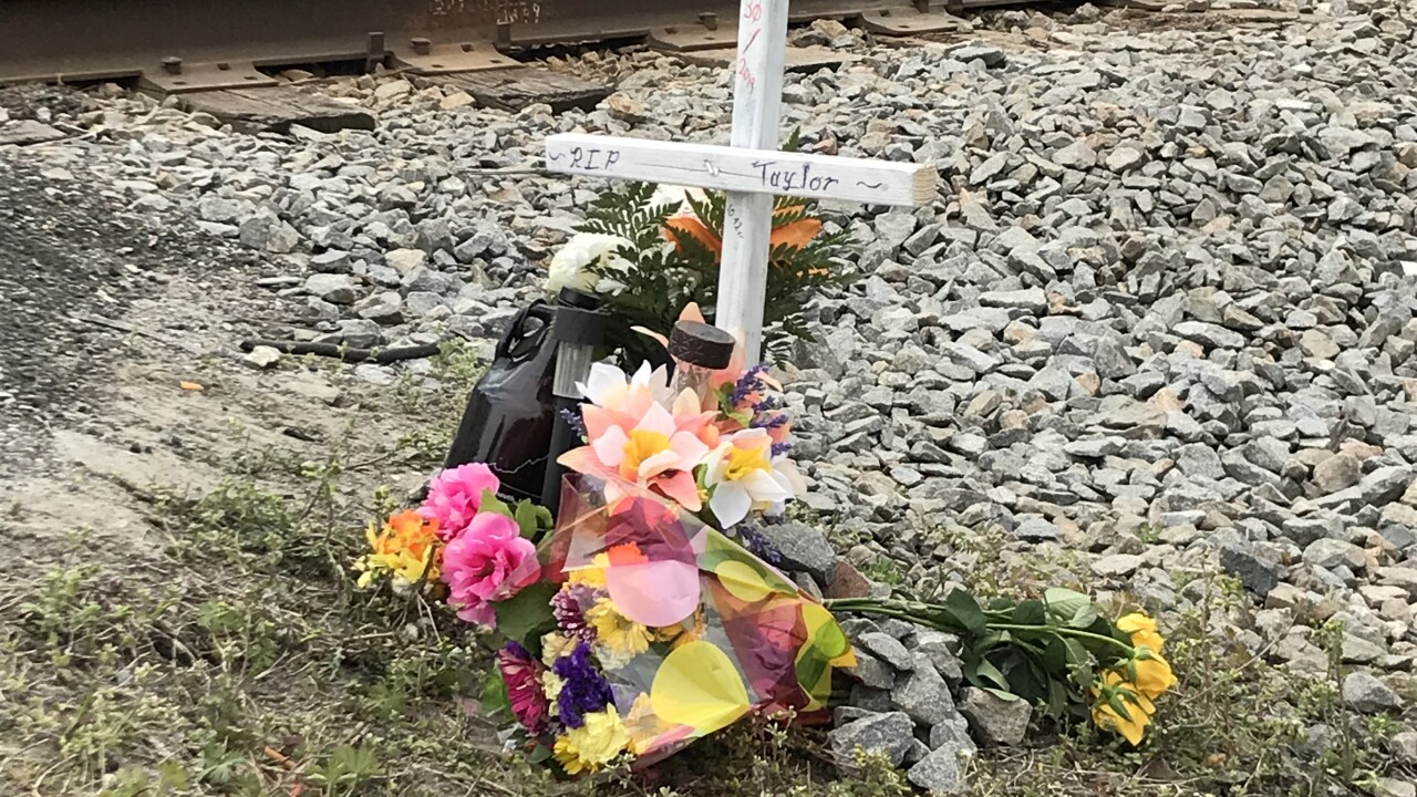 Online petition to make site of deadly Chesapeake train accident safer gainstraction